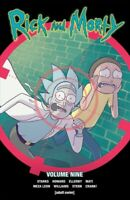 Rick and Morty 9, Paperback by Starks, Kyle; Howard, Tini; Ellerby, Marc (ILT...
