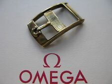 Vintage Omega Gold Plated 14mm Buckle - Very Rare & Desirable