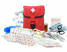 New Recruit First Aid Kit - Military IFAK Army Medic - RED #FA15
