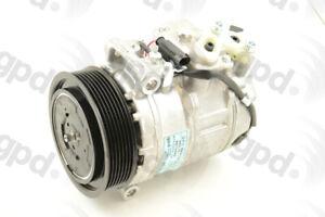 A/C  Compressor And Clutch- New Global Parts Distributors 6512468