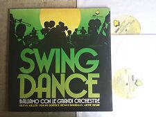 Swing Dance orchestre Glenn Miller, Tommy Dorsey, Benny Goodman, Artie Shaw 2LP