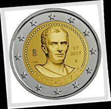 2 EURO *** Italie 2017 *** Titus Livius *** Italië 2017 Italy !!!