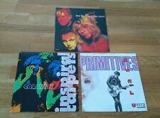"""Indie Alt Rock Job Lot 3x UK 7"""" The Darling Buds Inspiral Carpets Primitives"""