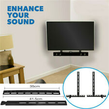 Any TV Mount Soundbar Bracket for Above or Below TV Fit Samsung Insignia TCL LG