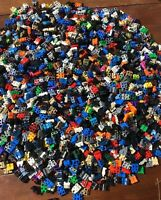LEGO LOT OF 50 MINIFIGURE LEG PIECES RANDOMLY SELECTED PANTS PEOPLE BODY PARTS