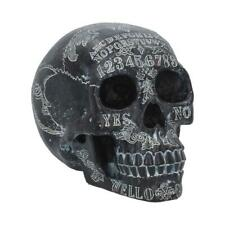 More details for nemesis now - dark spirits - skull 20cm figurine ornament gothic ouija wiccan