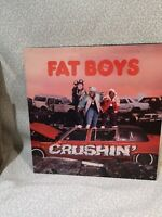 "Fat Boys – Crushin' (Urban) Vinyl Record 12"" LP"