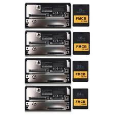 Free network adapter for Ps2 Fmcb version 1.966 Sata McBoot v1.966 memory card