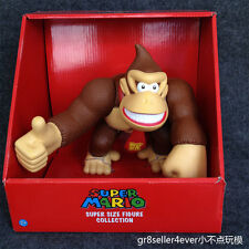 "1X Large PVC Figure Super Mario Brothers Action Figure Donkey Kong 9""/23cm#US"
