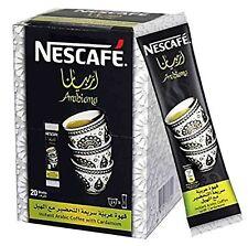 12 boxes Nescafe Arabiana instant Arabic coffee with cardamom 240 sticks
