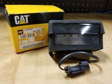 GENUINE CATERPILLAR CAT Backhoe Loader Registration Plate Light Assembly 1960030
