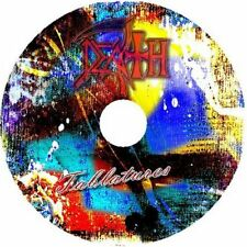 DEATH BASS & GUITAR TAB CD TABLATURE GREATEST HITS BEST OF ROCK METAL MUSIC