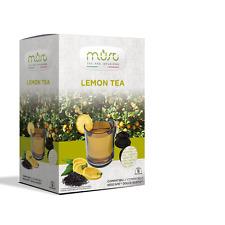 64 MUST Dolce Gusto Compatible Lemon Tea machine capsules (4 x 16)