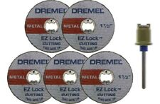 Dremel EZ456 EZ Lock Metal Cut Off Wheel (5 pack)