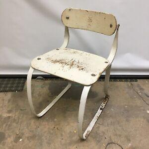 Vintage 1930's/40's Ironrite Ergonomic Health Chair by Herman Sperlich