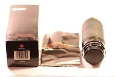 VIVITAR 100-300mm Zoom F 5.6-6.7 MACRO 1:4X 052mm  Yashica /Contax Fit