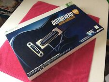 Guitar Hero Live guitar controller xbox 360 BRAND NEW and factory sealed.