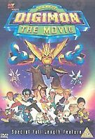 Digimon - The Movie [2001] [DVD] - DVD  9RVG The Cheap Fast Free Post