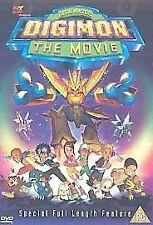 Digimon - The Movie (DVD, 2003, Animated)