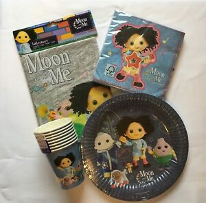 Moon and Me Party Supplies Tableware Bundle