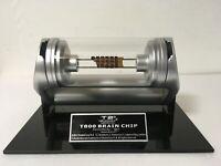 HCG TERMINATOR 2 T-800 BRAIN CHIP 1:1 Scale Prop Replica LED Light Up w/Box