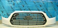 GENUINE FORD TRANSIT MK7 FRONT BUMPER TOP SECTION 2013-ON  BK31-17E778