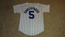 Nomar Garciaparra Chicago Cubs Majestic Sewn/Stitched Jersey - Youth Small *NEW*