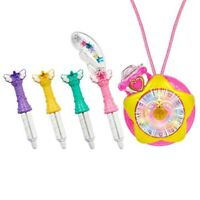 BANDAI Cute Star Twinkle Pretty Cure Transformation Color Pendant  From Japan