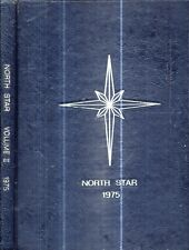 RARE 1975 YEARBOOK UNIVERSITY OF NORTH FLORIDA ILLUSTRATED WITH MAGAZINE COVERS