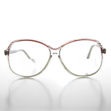 Light Pink Granny Bifocal Reading Glasses 2.50 diopter - Barb