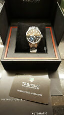 Tag Heuer carrera automatic.WV211B-3. box/papers. Lovely condition. Reduced!