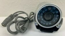 Digital Ccd Camera All-Weather Waterproof Infrared Ir Camera Cd1068 Silver - New