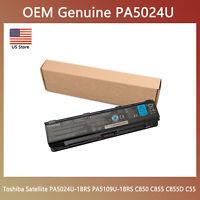 OEM Battery for Toshiba Satellite PA5024U-1BRS C55D C55DT C55T C850 C855 C855D