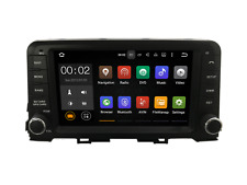 AUTORADIO Touch Android 8.0 kia Picanto dal 2017 Navigatore USB SD Bluetooth