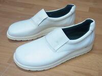 SIKA 2100 footwear Optima Leder Arbeitsschuhe Kochschuhe Gr. 42 in30