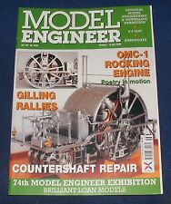 MODEL ENGINEER  29TH APRIL - 12TH MAY 2005  VOLUME 194 NUMBER 4246