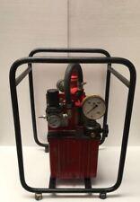 Ith Hydraulic Bolt Tensioner Pump Air Driven Fluid Pump Wp 2000 Bar