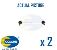 2 x REAR DROP LINK ANTI ROLL BAR PAIR COMLINE OE REPLACEMENT CSL7014