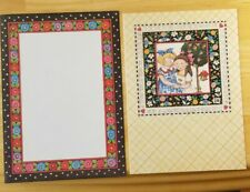 Mary Engelbreit One Greeting Card Vintage Friend Birthday w/ Graphic Envelope