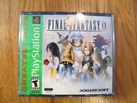 Final Fantasy IX (PlayStation 1) PS1 - No Manual - Tested - Free Shipping