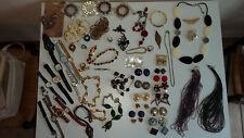 lot bijoux fantaisie et montres