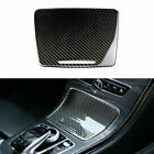 For Mercedes-benz W205 C E Class Glc Car Water Cup Holder Panel Cover Trim Parts
