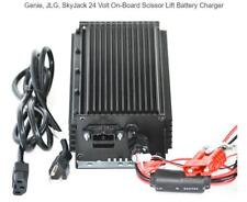 Lester SLM 24V/25A OnBoard Lift Charger - Summit style - Red SB50