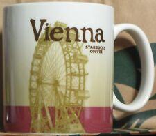 Starbucks Global Icon City Mug Wien Vienna Austria, 16 oz neu mit SKU, ** HTF **