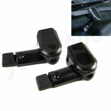 2x Universal Black Windshield Wiper Stand Car Rain Blade Left+Right Hand Drive