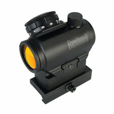 Bushnell TRS-25 3 MOA Red Dot Sight w/ Hi-Rise Mount Box AR731306