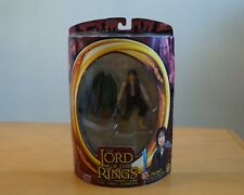 """2002 Toy Biz Lord of the Rings Two Towers Frodo with Sword """"Sting"""""""
