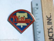 Philadelphia Phillies Baseball Diamond Lapel Pin ,(B1)* (**)