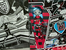 Monster High Ghoulia Yelps San Diego Comic con SDCC horror doll goth Xmas gift