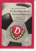 OL 81/82  SG Dynamo Dresden - FC Karl-Marx-Stadt